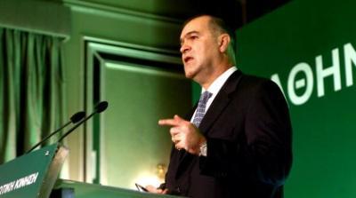 Βγενόπουλος: «Καμία έκπτωση για το γήπεδο»