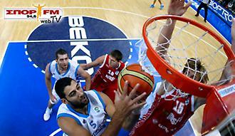 Ελλάδα - Ρωσία 67-83