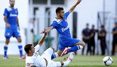 Φαρένσε - Ολυμπιακός 0-3