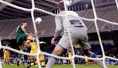 Παναθηναϊκός - ΑΕΚ 1-0