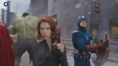 The Avengers στη Nova