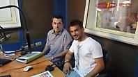 Ο Σωτήρης Νίνης στον NovaΣΠΟΡ FM 94.6 (1ο μέρος)
