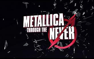 Metallica-Through the Never (trailer)