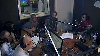 Παπακωνσταντίνου - Θηβαίος - Πασχαλίδης ζωντανά στον NovaΣΠΟΡ FM 94.6 (A' Μέρος)