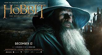 The Hobbit: Desolation of Smaug (main trailer)