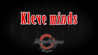 Κλέβε Minds! επιστροφή στο Θέατρο της Ημέρας