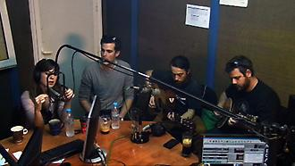 Οι  Imam Baildi  στον NovaΣΠΟΡ FM 94.6