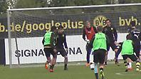 Το sport-fm.gr στο προπονητικό της Ντόρτμουντ
