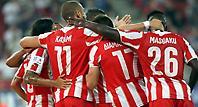 Ολυμπιακός-Νίκη Βόλου 3-1