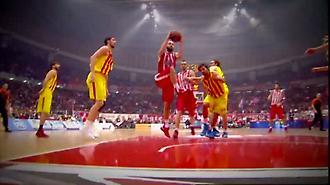 Euroleague 2014-15 με Ολυμπιακό & Παναθηναϊκό