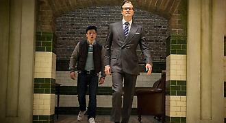 Αποκλειστικό κλιπ από την ταινία Kingsman: The Secret Service