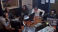 Ο Κώστας Μπίγαλης, ο Κώστας Χαριτοδιπλωμένος και η Πωλίνα στο NovaΣΠΟΡ FM 94,6