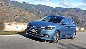 Νέο Hyundai i20 - Ολική αναβάθμιση