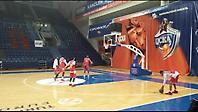 Το… «Ολυμπιακός» στην USH Arena
