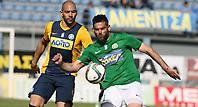 Αστέρας Τρίπολης - Πανθρακικός 2-1