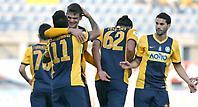 Αστέρας Τρίπολης-Κέρκυρα 2-0