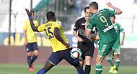 Παναθηναϊκός-Αστέρας Τρίπολης 0-0