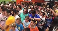 O ΣΠΟΡ FM 94.6 στα Public!
