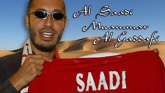 Football Factory: Σααντί Μουαμάρ Καντάφι
