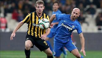 ΑΕΚ-Αστέρας Τρίπολης  0-1