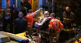 To χρονικό του τρόμου στο Παρίσι
