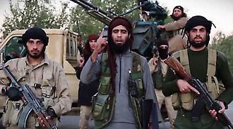 Το ανατριχιαστικό βίντεο με τις απειλές του ISIS
