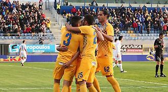 Αστέρας Τρίπολης-Ατρόμητος 1-0