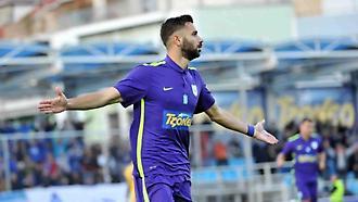 ΠΑΣ Γιάννινα-Καλλονή   2-1