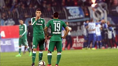 Ηρακλής-Παναθηναϊκός  1-0