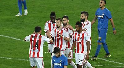 Ολυμπιακός-Αστέρας Τρίπολης 3-1