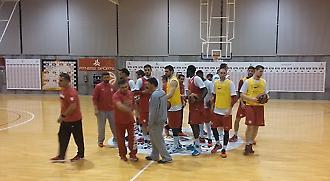 Έτοιμος για το «διπλό» ο Ολυμπιακός