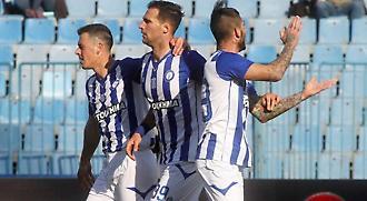 Ηρακλής-ΠΑΣ Γιάννινα 1-0