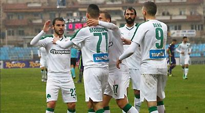ΠΑΣ Γιάννινα – Παναθηναϊκός 0-3
