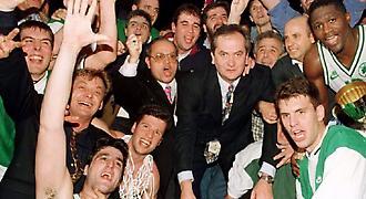 Παναθηναϊκός - Μπαρτσελόνα 67-66 (1996 - Ολόκληρος ο αγώνας)