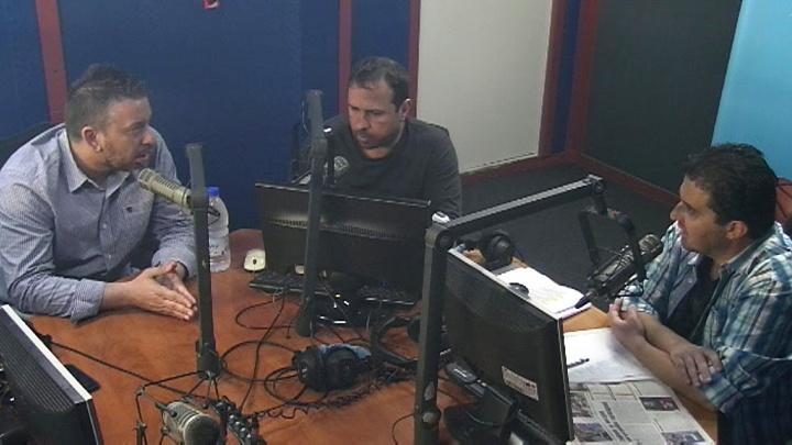 Ο Ηλίας Παπαθεοδώρου στον ΣΠΟΡ FM 94,6