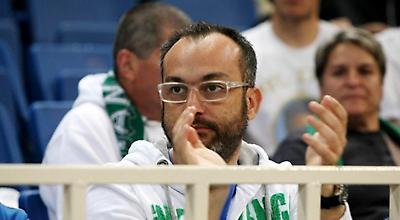 Κιούσης στον ΣΠΟΡ FM: «Γι' αυτό ζήτησα να δω το τελευταίο παιχνίδι του Διαμαντίδη στο ΣΕΦ»