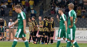 ΑΕΚ-Παναθηναϊκός 3-1