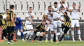 AEK-ΠAOK 0-0