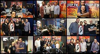 20 χρόνια ΣΠΟΡ FM: Μερικές μόνο από τις καλύτερες στιγμές (μέρος πρώτο)