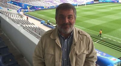 Ο Αλέξης Σπυρόπουλος σχολιάζει το Ιταλία - Σουηδία