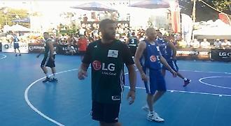 Φουλ δράση στο Aegeanball