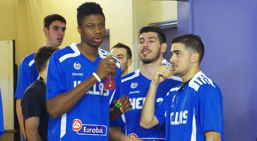 Κ. Αντετοκούνμπο στο sport-fm.gr: «Πολύ βαριά η φανέλα της Εθνικής»