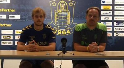Νικολογιάννης από Δανία: «Αλήτικη συμπεριφορά του προπονητή της Μπρόντμπι» (audio)