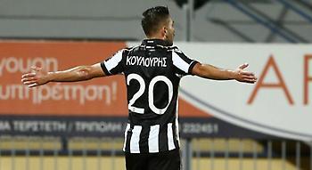 Αστέρας Τρίπολης-ΠΑΟΚ 1-2