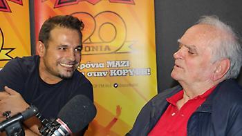 Ο Λευτέρης Παπαδόπουλος στον ΣΠΟΡ FM 94,6 (Β' Μέρος)