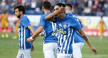 Ατρόμητος-Αστέρας Τρίπολης 1-0