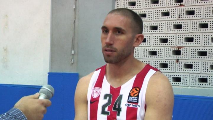 Λοτζέσκι στον ΣΠΟΡ FM: «Θέλω μία Ευρωλίγκα με τον Ολυμπιακό»!