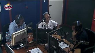 Γιαννακόπουλος στην εκπομπή του Ντέμη: «Χρειάζεται ενίσχυση ο Ολυμπιακός, δεν μου αρέσει που δεν έχει Έλληνες»