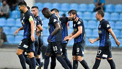 Κέρκυρα - ΠΑΣ Γιάννινα  0-1