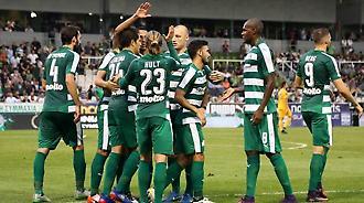 Παναθηναϊκός-Αστέρας Τρίπολης 3-1